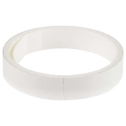 Кромочная лента 16 мм 3 м цвет белый