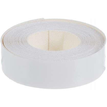 Кромочная лента 19 мм 5 м цвет белый