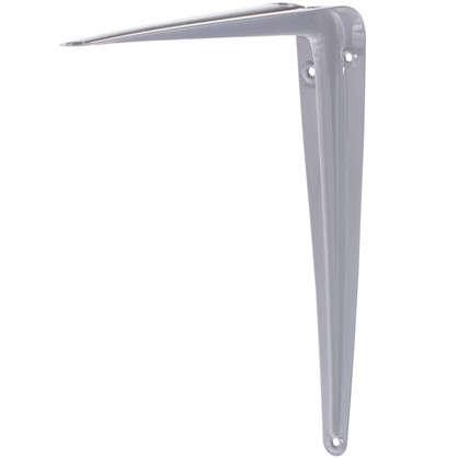 Кронштейн Utility 25х20 см нагрузка до 15 кг цвет серый