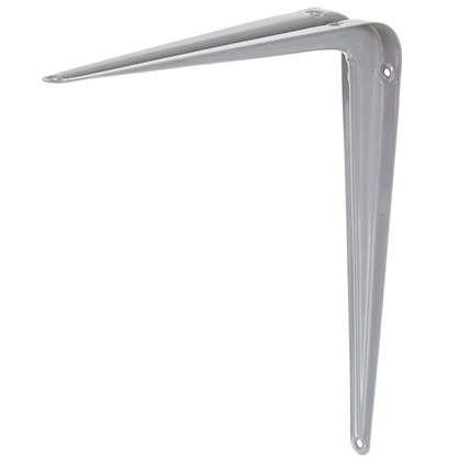 Кронштейн Utility 25х30 см нагрузка до 15 кг цвет серый