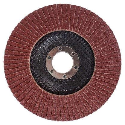 Круг лепестковый угловой Р80 125х22 мм
