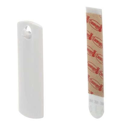 Крючок для рамок Command с твердой петлей пластик цвет белый 1 шт.