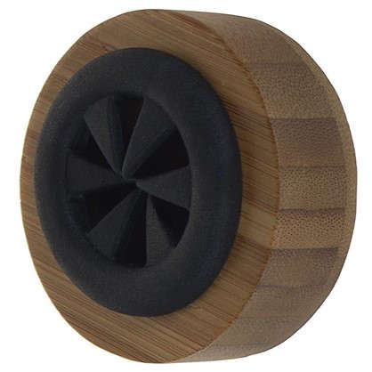 Крючок самоклеющийся цвет бамбук