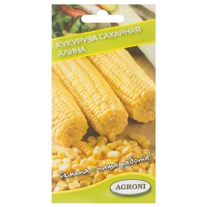 Кукуруза сахарная Алина
