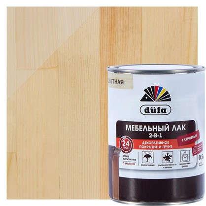 Лак для мебели алкидный бесцветный 0.9 л