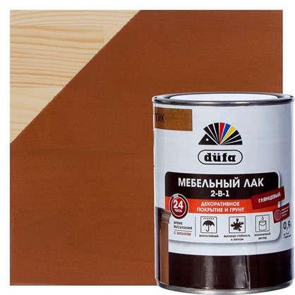 Лак для мебели алкидный цвет тик 0.9 л