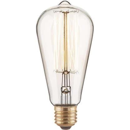 Лампа Эдисон ST64 60 Вт