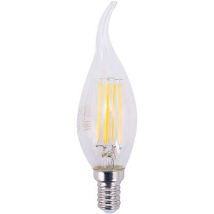 Лампа Fil.Свеча на ветруE14 11W 720l2700