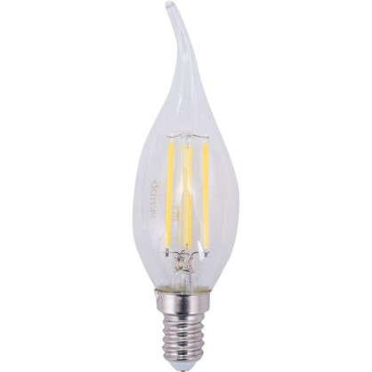 Лампа Fil.Свеча на ветруE14 11W 750l4100