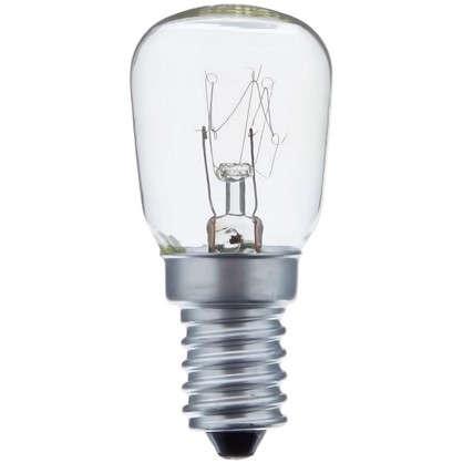 Лампа накаливания для духовки и холодильника Bellight E14 15 Вт свет тёплый белый
