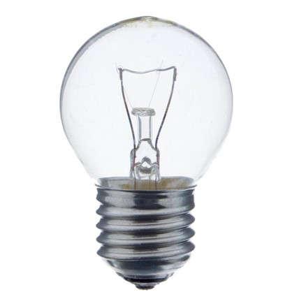Лампа накаливания Osram шар E27 60 Вт свет теплый белый