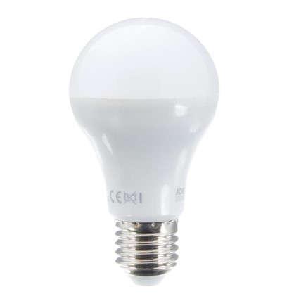 Светодиодная лампа А60 E27 5 Вт 400 Лм свет теплый белый