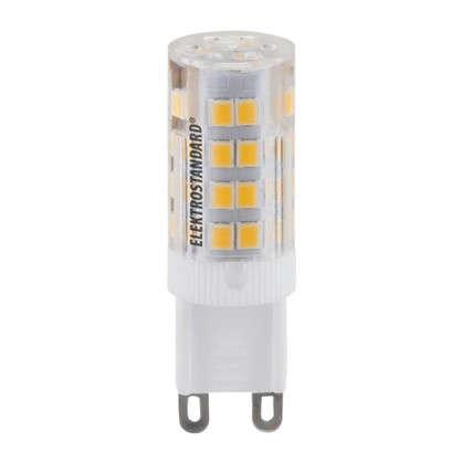Светодиодная лампа Elektrostandard G9 5 Вт 3300 К свет теплый белый