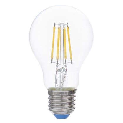 Светодиодная лампа филаментная Airdim форма стандартная E27 7 Вт 700 Лм свет холодный