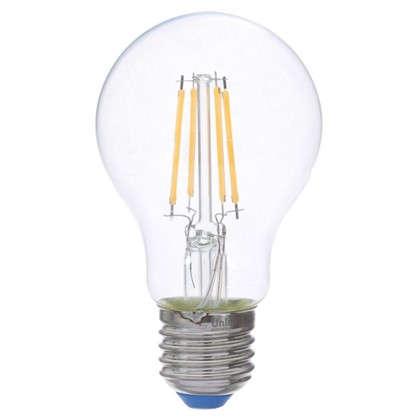 Светодиодная лампа филаментная Airdim форма стандартная E27 7 Вт 700 Лм свет теплый