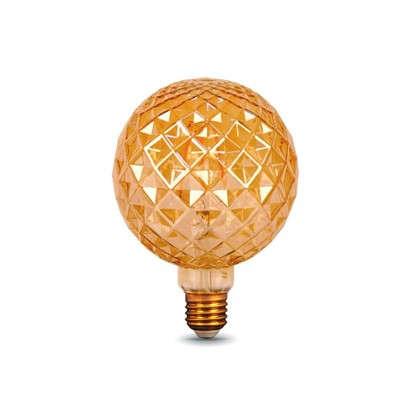 Лампа светодиодная Gauss Filament Carat E27 4 Вт 380 Лм свет теплый белый