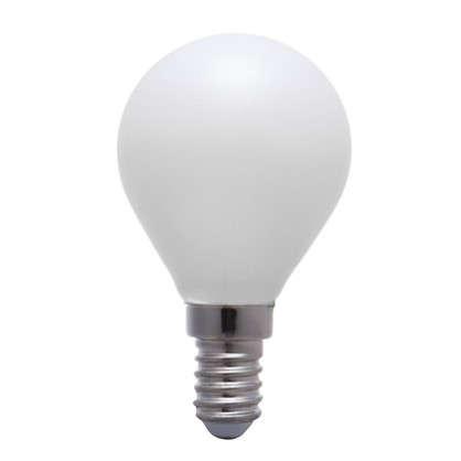 Светодиодная лампа Lexman E14 45 Вт 470 Лм 2700 K свет теплый белый матовая колба
