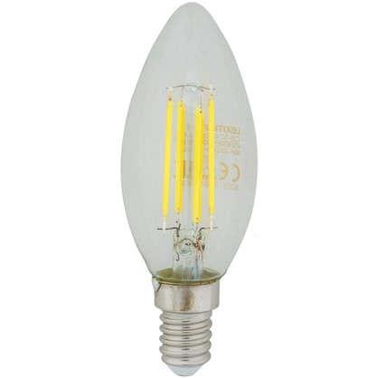 Светодиодная лампа Lexman E14 45 Вт 470 Лм 4000 K свет нейтральный