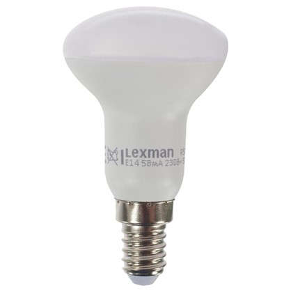 Светодиодная лампа Lexman E14 7.5 Вт 806 Лм 4000K