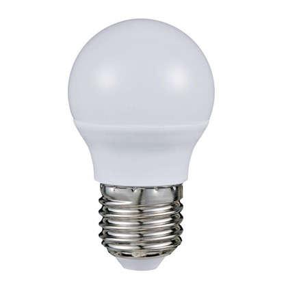 Светодиодная лампа Lexman E27 5 Вт 470 Лм 2700 K свет теплый белый