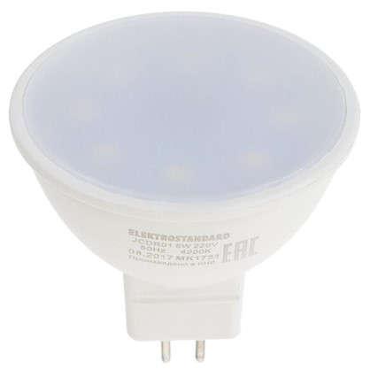 Светодиодная лампа MR16 JCDR01 5 Вт 220 В 4200 К