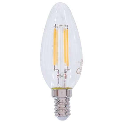 Светодиодная лампа Osram E14 4 Вт 470 Лм свет теплый белый