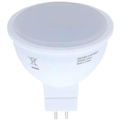 Светодиодная лампа Osram GU5.3 3.4 Вт 300 Лм свет теплый белый матовая колба