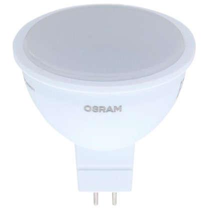 Светодиодная лампа Osram GU5.3 4.2 Вт 400 Лм свет холодный белый матовая колба