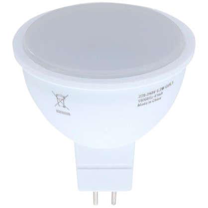 Светодиодная лампа Osram GU5.3 5.2 Вт 500 Лм свет теплый белый матовая колба