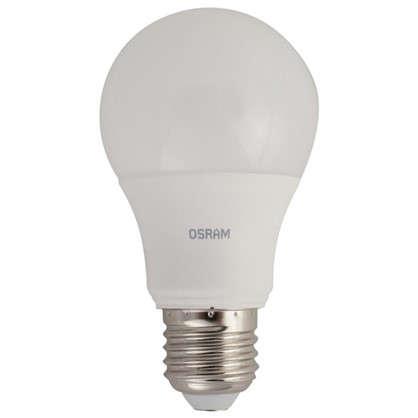 Светодиодная лампа Osram шар E27 9.5 Вт 806 Лм свет холодный белый