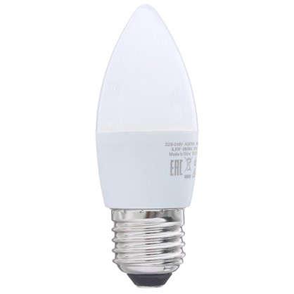 Светодиодная лампа Osram Свеча E27 6.5 Вт 550 Лм свет теплый белый