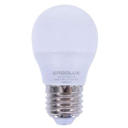 Светодиодная лампа Шар E27 7Вт 4500K