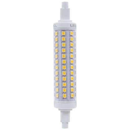 Светодиодная лампа Uniel R7s 220 В 12 Вт линейная 3.67 м² теплый белый свет
