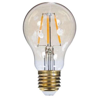 Светодиодная лампа Uniel Vintage E27 6 Вт 540 Лм цвет золотой
