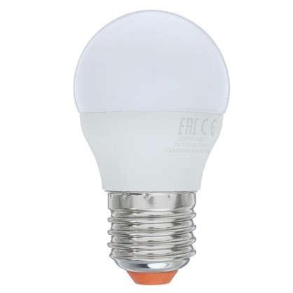 Светодиодная лампа Wolta шар E27 8 Вт свет нейтральный белый 5 шт.