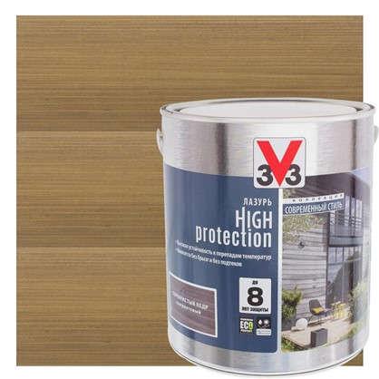 Лазурь Модерн V33 цвет серебряный кедр 2.5 л