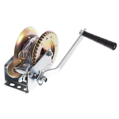Лебедка ручная Калибр ЛБ-540 грузоподъемность 540 кг