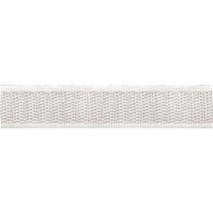 Лента крючковая Папа с липким слоем 20 мм цвет белый