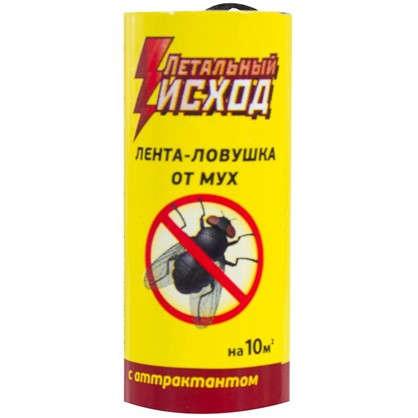 Лента ловушка от мух