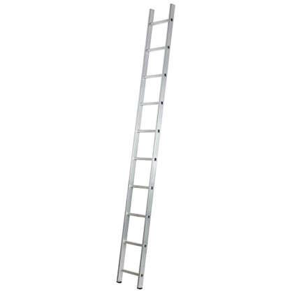 Лестница приставная односекционная Standers 10 ступеней