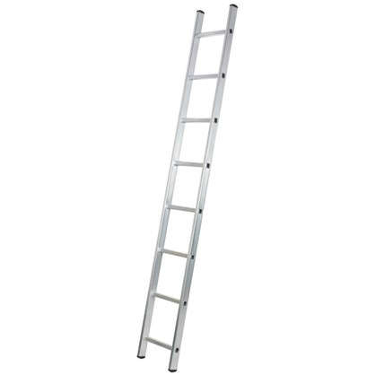 Лестница приставная односекционная Standers 8 ступеней