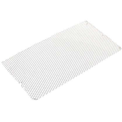 Лист декоративный ПВЛ TR16 0.8х250х500 мм алюминий