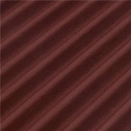 Лист Ондулин 3x760х1950 мм цвет красный