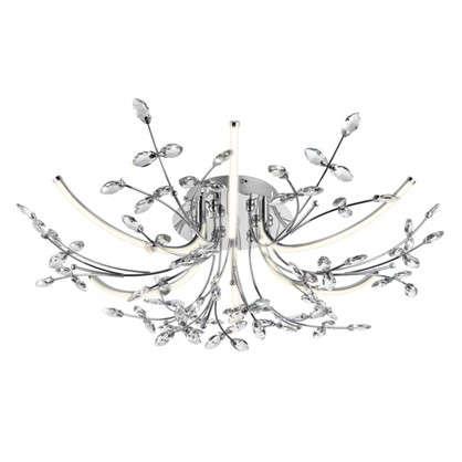 Люстра светодиодная Bianka 90037/6 6хLEDх6 Вт цвет хром
