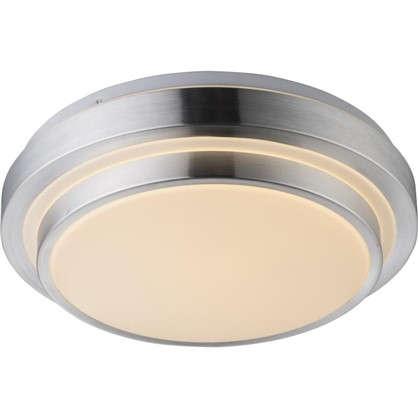 Люстра светодиодная Globo 18 Вт 35 см цвет хром