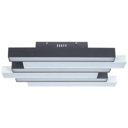 Люстра светодиодная Piano 4014/71СL 71 Вт цвет черный/белый