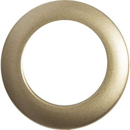 Люверсы 35 мм цвет бронзовый 10 шт.