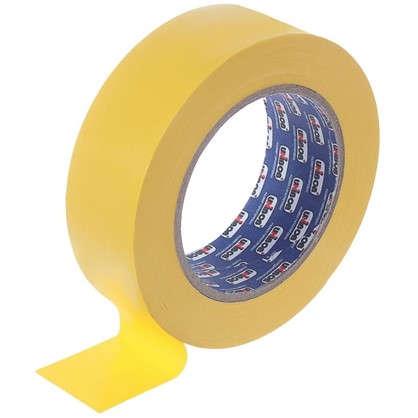 Малярная лента для штукатурных работ 38 мм 50 м в