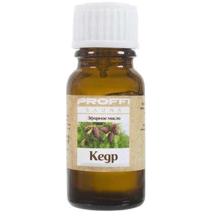 Эфирное масло для бани Кедр 10 мл