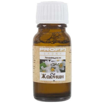 Эфирное масло для бани Жасмин 10 мл